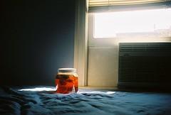 (sylvanwye) Tags: sun gold pentax zoom tea kodak 100 ql