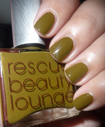 Rescue Beauty Lounge No More War