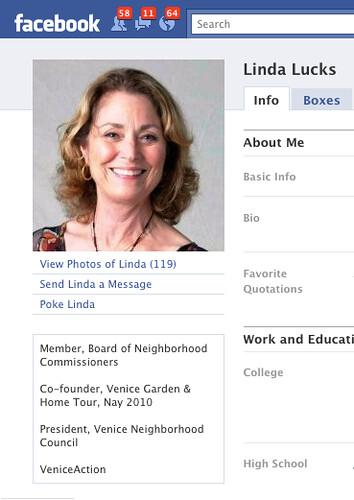 Linda Lucks Venice Action