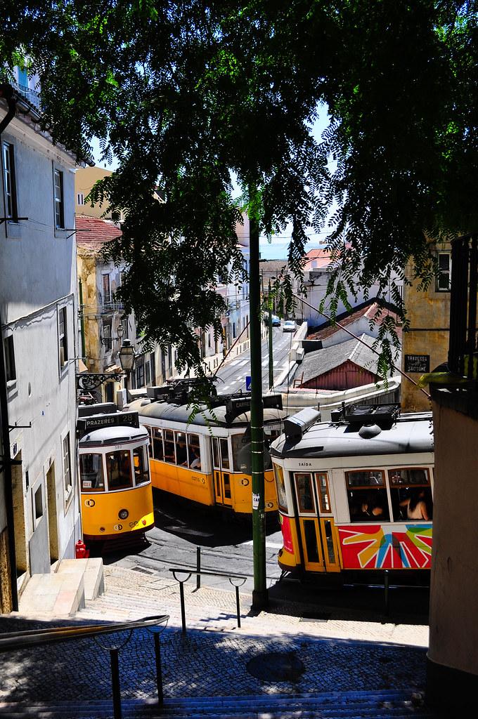 Worldwide Photowalk 2010 - Lisboa | Alfama - Tram Jam