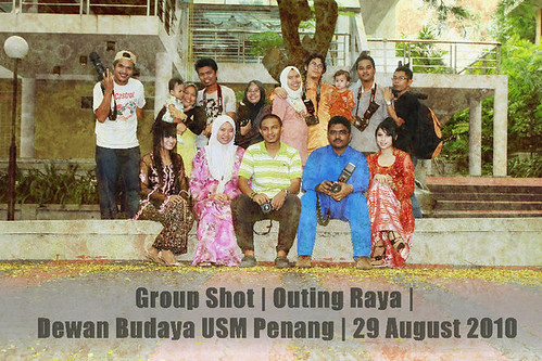 Outing Raya - USM