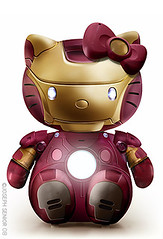 Hello Kitty IronKitty