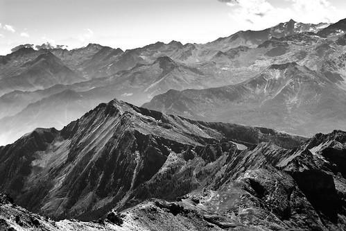 11. Dalla vetta, Monte Zerbion