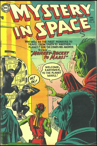 Mystery in Space #23