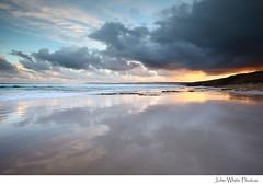 Storm Eyre Peninsula (john white photos) Tags: sunset cloud storm beach weather coast surf waves wind australia southaustralia eyrepeninsula mywinners
