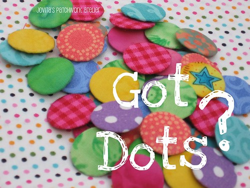 Got Dots Quilt-Along