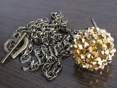 Collar Bolonchel Oro