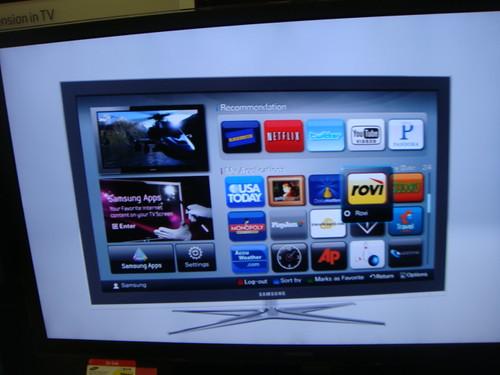 Samsung ネットTV