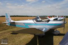 OO-F79 - 6-9056 - Private - Zenair CH-601 Zodiac - 100710 - Fowlmere - Steven Gray - IMG_6679