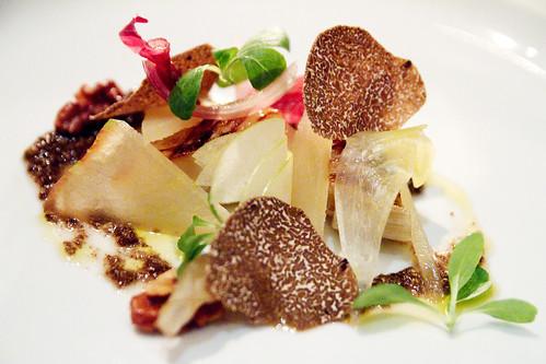 Course 2: Honeycrispy Apple Salad