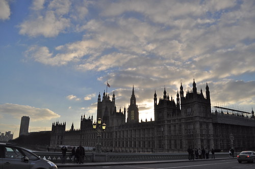 Westminster, natch