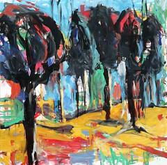 3. Jorge Rando óleo-sobre-lienzo---175x175-cm-2000 (arteneoexpresionista) Tags: