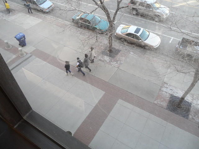 Walking away...Did they make it to Vegas?