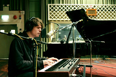 James Blake (Rodrico) Tags: recordingsession jamesblake bbcradio1 maidavalestudios limittoyourlove thewilhelmscream