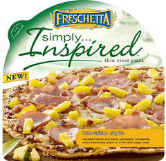 FRESCHETTA® Simply Inspired Hawaiian Style