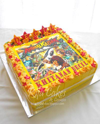 bandung cake