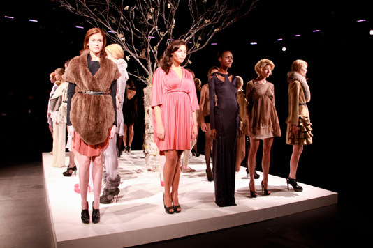 joycioci_pinkbrown - autumn/winter 2011