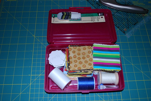 Traveling Hexagon Kit