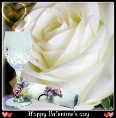 Happy Valentine's Day! (Arice39) Tags: friends love amor ghost valentine amistad feelings sanvalentn sentimientos arice39