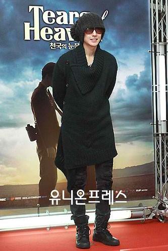 Kim Hyun Joong Tears of Heaven Musical by YSTAR