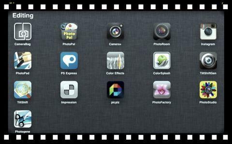 iPad Darkroom Icons Header (480px)