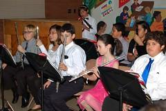 she is such a cute flute player (HIRH_MOM) Tags: arizona concert flute bandconcert 2011 mybeautifuldaughter schoolbandconcert navajoelementaryschoolbandconcert