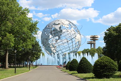 Flushing Meadow Park, NYC (Chante Etan) Tags: nyc newyork city flushing meadow park queens ny worldsfair