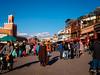 Djemaa el-Fna, Marrakesh (B_Diana) Tags: morocco djemaaelfna marrakesh medina