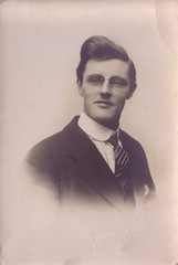 JAN 10 1922 (old school paul) Tags: vintage photo 1922