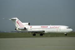 TS-JHU Boeing 727-2H3 Tunisair (pslg05896) Tags: tsjhu boeing727 tunisair ory lfpo paris orly