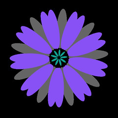 flower 435 icon (kwippe) Tags: icons clipart vector