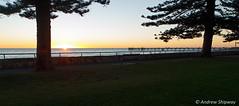 Sunset at Glenelg, SA. (andrew52010) Tags: glenelg beach southaustralia sunset adelaide glenelgjetty