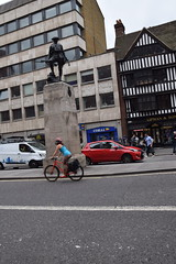 DSC_4453 City of London High Holborn The Royal Fusiliers War Memorial that was erected in 1922 (photographer695) Tags: city london holborn high the royal fusiliers war memorial that was erected 1922