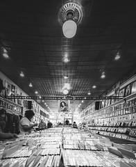 All the People (C.M. Hovinga) Tags: ernesttubb nashville record shop blackandwhite