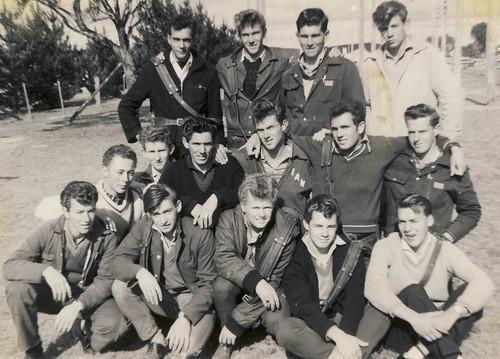 PMG LIT 1964 Group 2G Goulburn Lineman in Training