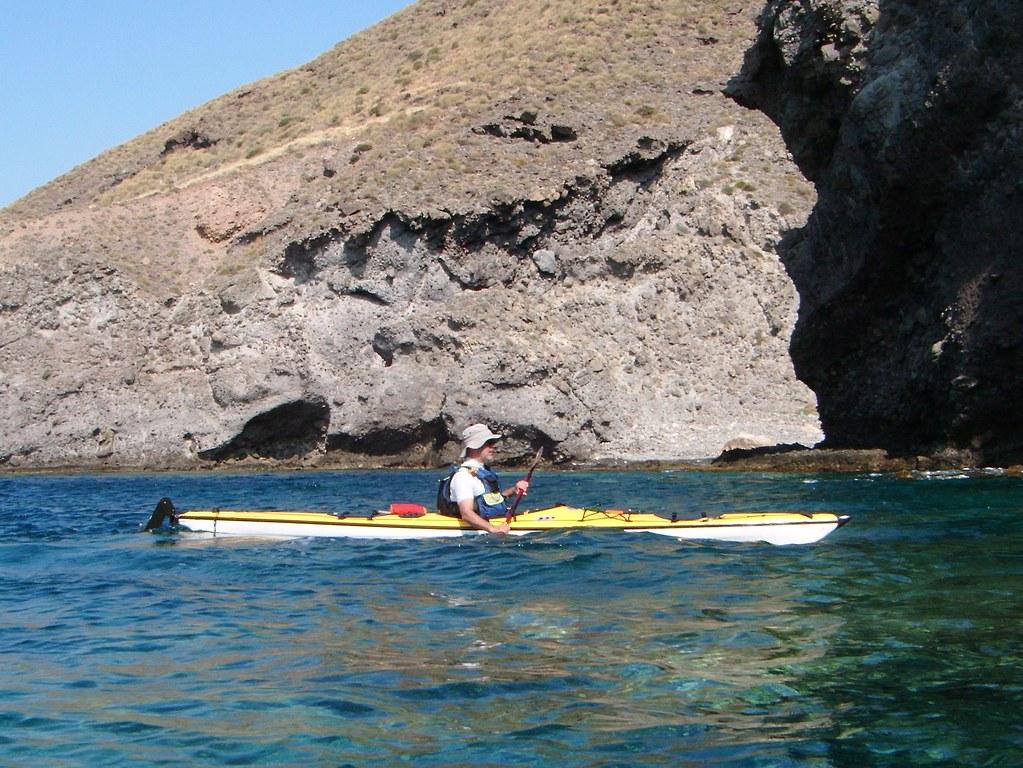 Cabo de Gata en kayak 601