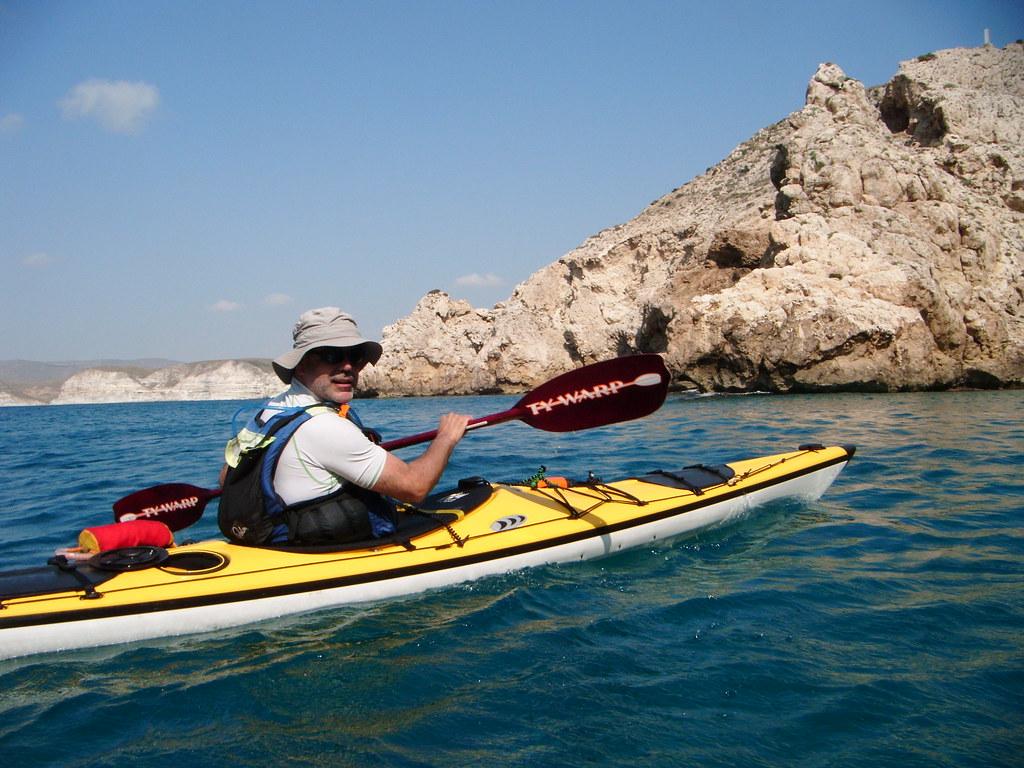 Cabo de Gata en kayak 616