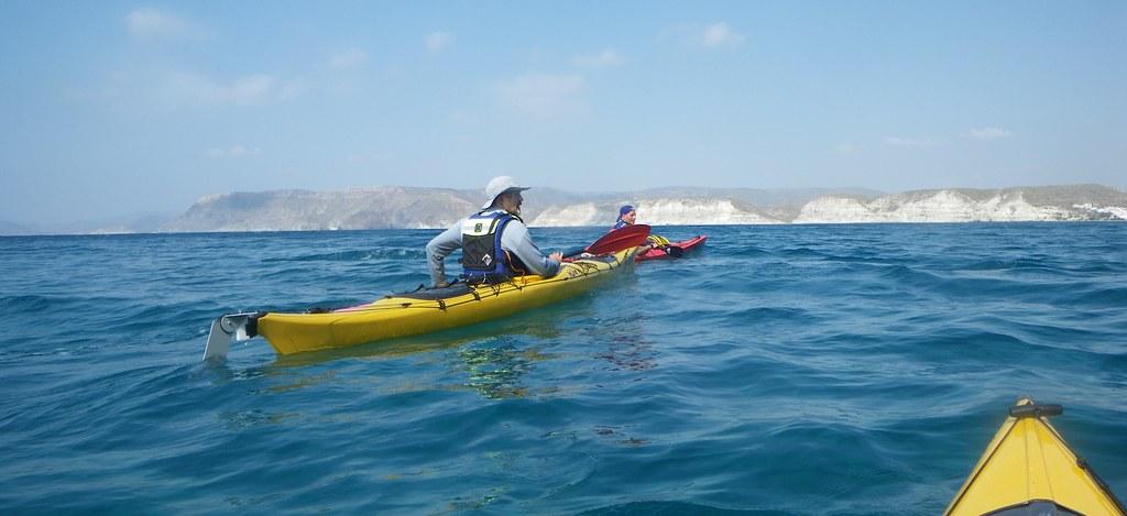 Cabo de Gata en kayak 099