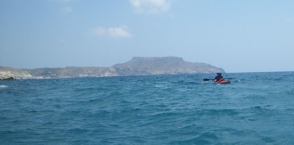 Cabo de Gata en kayak 156