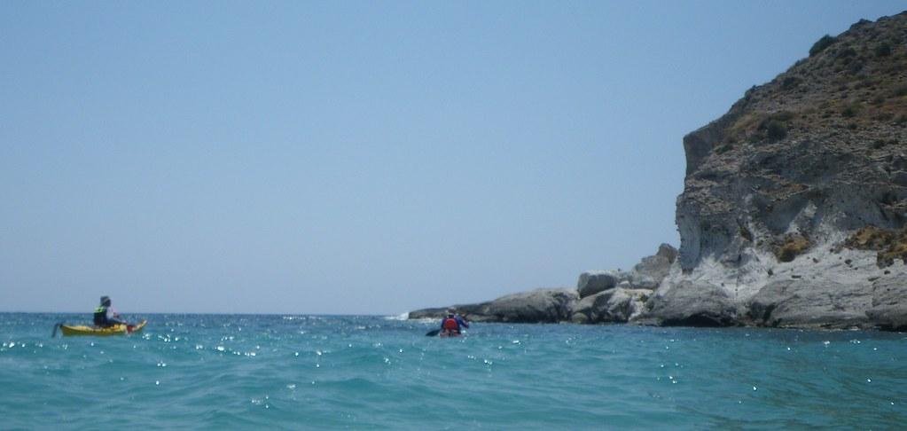 Cabo de Gata en kayak 159