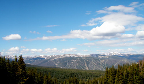 View of Winter Park Resort