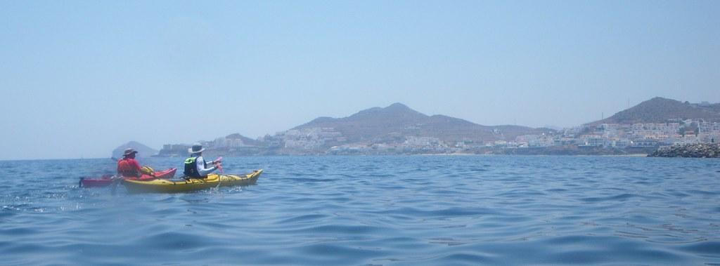 Cabo de Gata en kayak 425