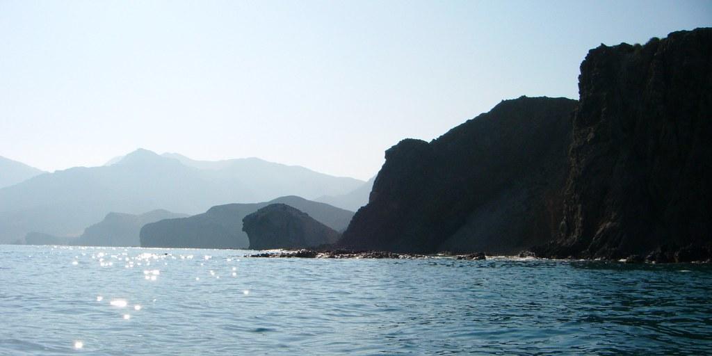 Cabo de Gata en kayak 735
