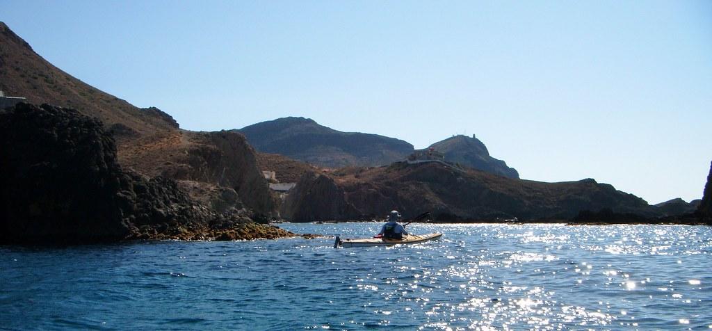 Cabo de Gata en kayak 779