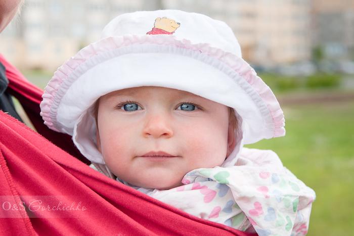 Фотосессия-акция от детского фотографа. Лиза