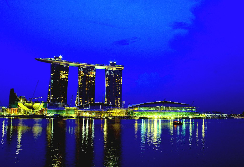 Integrated Resort Marina IR, Singapore