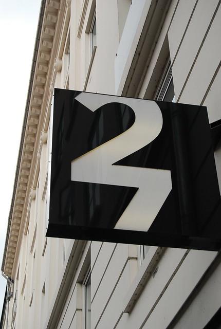 Hotel Twentyseven, Copenhague - Fachada
