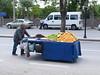 Konya, vendeur ambulant