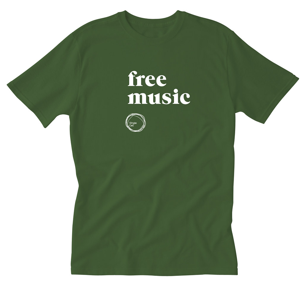 Free Music T-Shirt