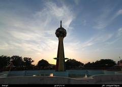 نافورة حديقة الحيوانات بالملز (Abdullah Al_Hammad (Abu-Hammad)) Tags: الحيوانات حديقة الملز